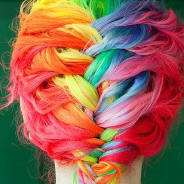 Szaleństwo kolorów