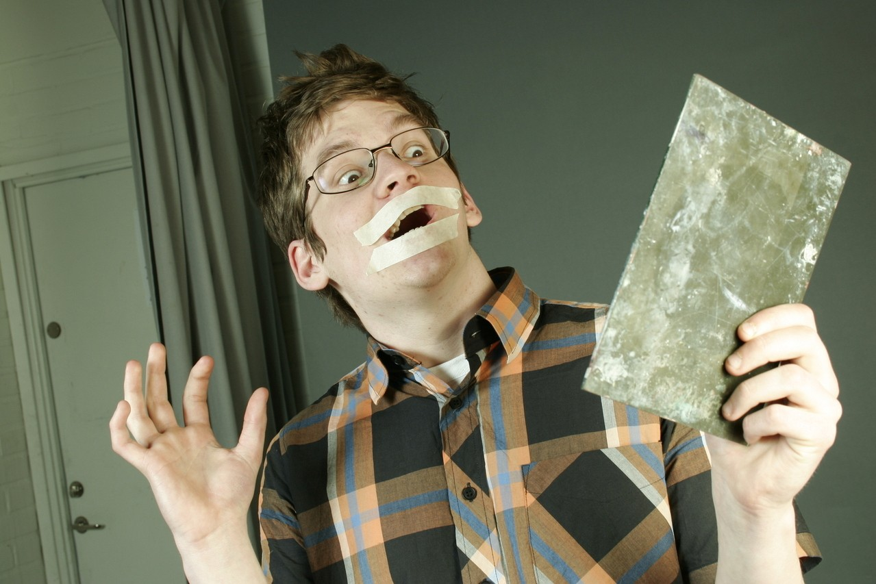 Błona śluzowa w jamie ustnej