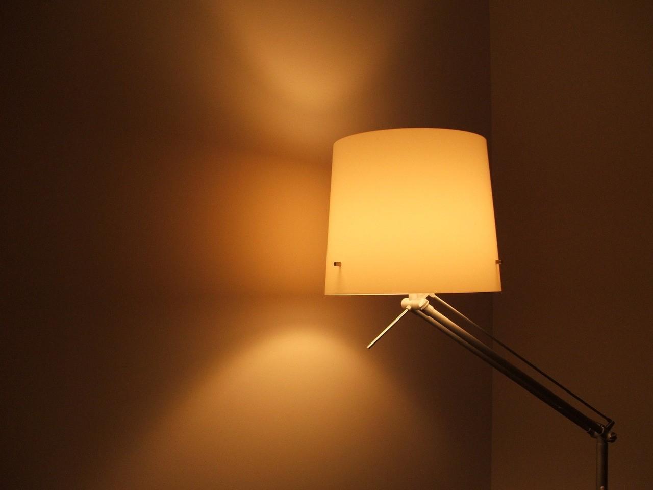 Zasady oświetlenia wnętrz